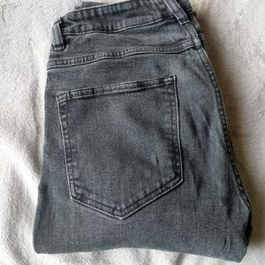 H&M Button Fly Skinny jeans